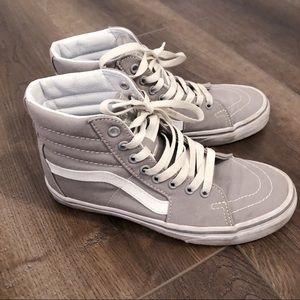 Vans Sk8-Hi (grey/white)